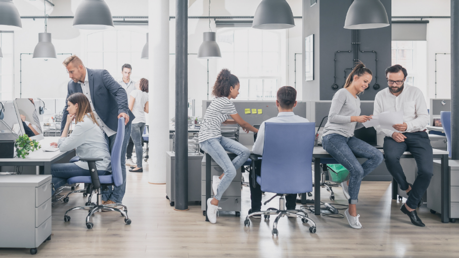 Office Optimization: The Space You Have vs. the Space You Need