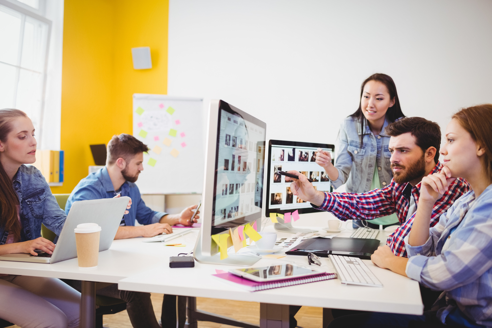 The 8 Kinds of Space you Need for Activity-Based Working