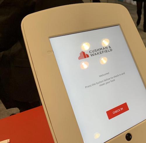 digital reception assistant
